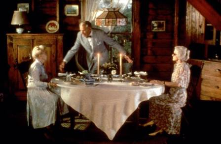 Lillian Gish, Vincent Price and Bette Davis - The Whales of August