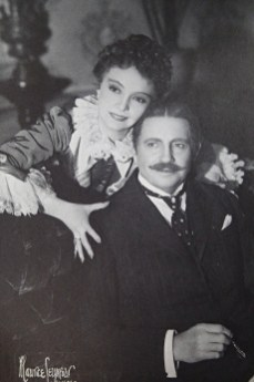 Life With Father - Lillian Gish and Percy Waram