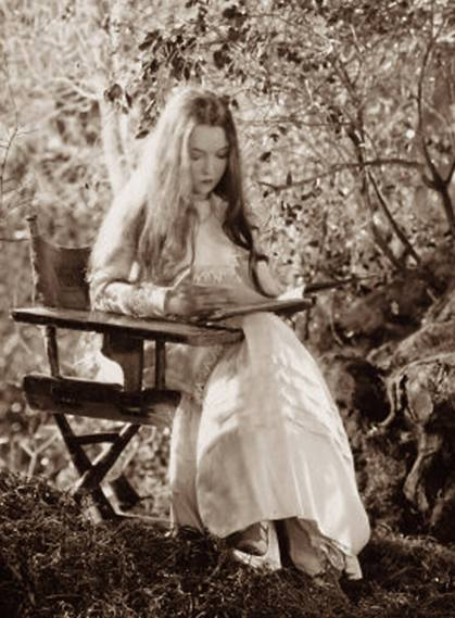 Lillian Gish - Hester Prynne in The Scarlet Letter