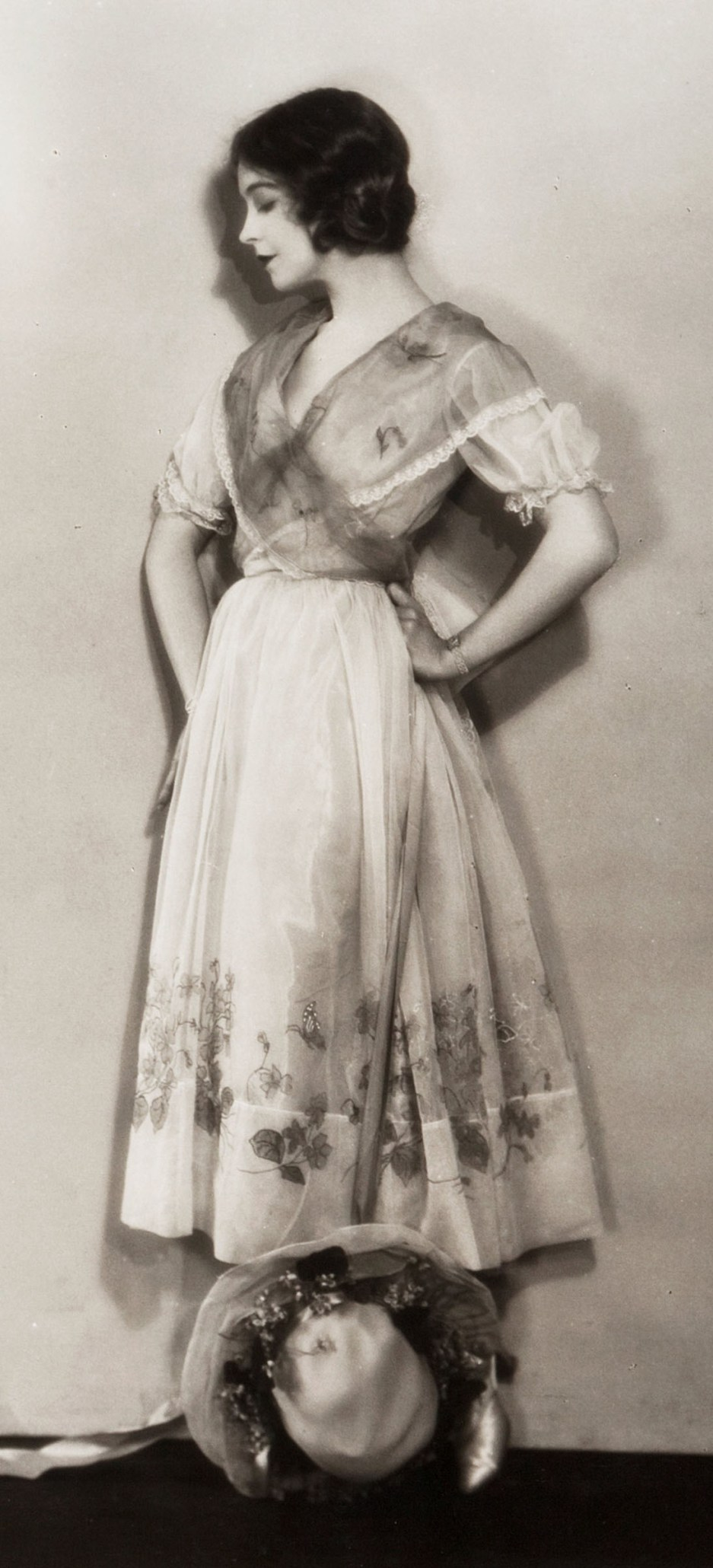 Lillian Gish by Ruth Harriet Louise (MGM, 1920s) The Enemy