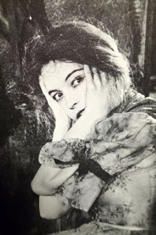 The Movies Mr. Griffith and Me (03 1969) - Letty - The Wind 1928 — with Lillian Gish.