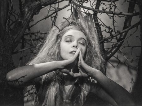 lillian gish as egeria - 1939 detail 2