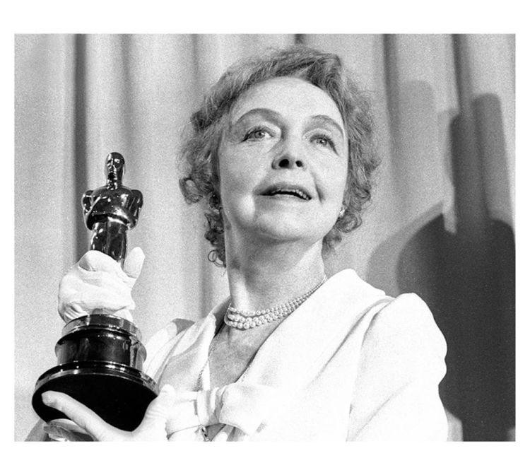 Lillian Gish, at the 43rd Annual Academy Awards, 1971 THA Herald-Examiner w