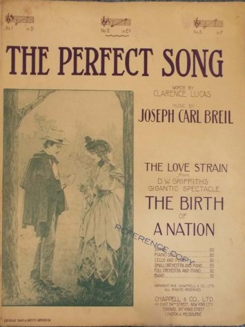 The Perfect Song - The Birth of a Nation