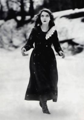 Lillian Gish - Ice Floe Scene - Way Down East