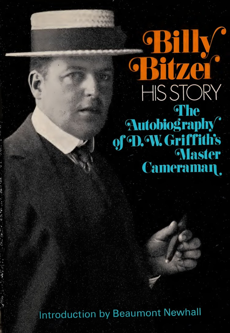 Billy Bitzer, His Story - cover