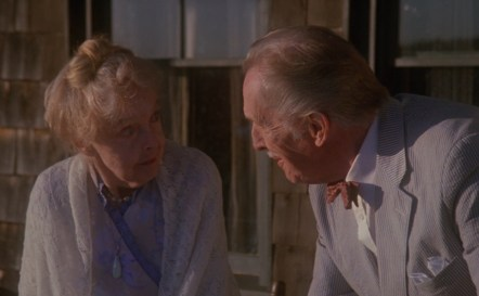 Vincent Price and Lillian Gish - Whales of August
