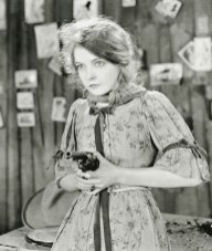 Lillian Gish is Letty Mason - The Wind