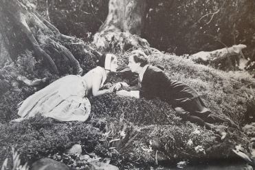 The Scarlet Letter - Lillian Gish and Lars Hanson