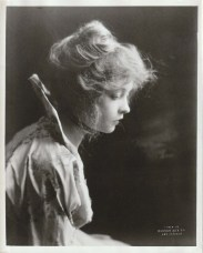 Lillian Gish - Hoover Art LA cca 1914