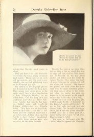 Picture-Play Magazine (Sep 1918-Feb 1919) Dorothy Her Story 3