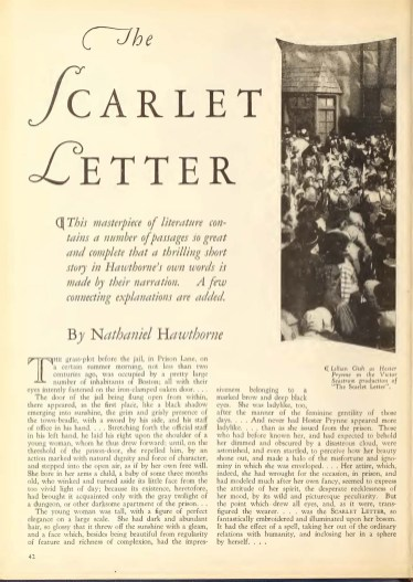 Screenland (May 1926) Scarlet Letter