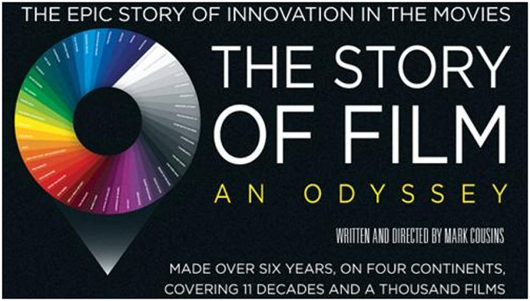 Mark Cousins - The Story of Film Oddysey