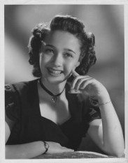 Jane Powell close up