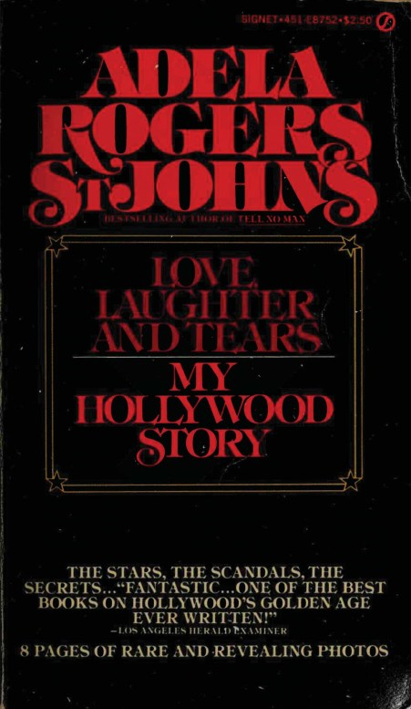 Love, laughter, and tears : my Hollywood story