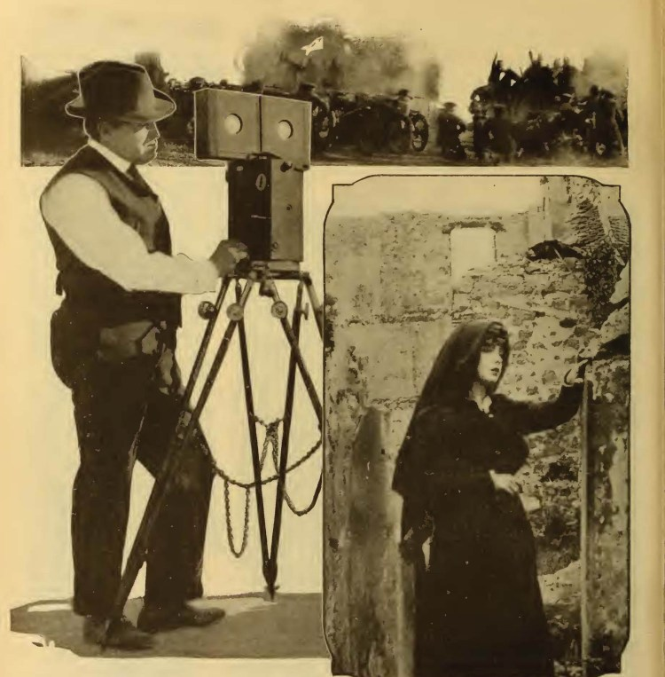 Photoplay (Mar 1918) Bitzer - Gish