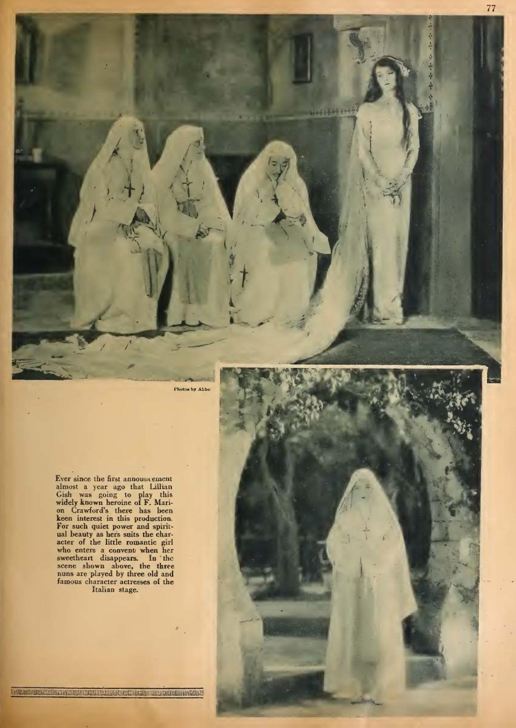 The White Sister 4 - Picture-Play Magazine (Sep 1923-Feb 1924)