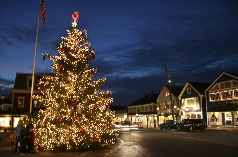 Kennebunkport Christmas