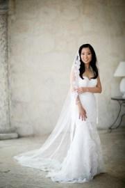 5 ways wear veil lillian