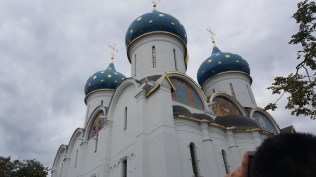Sergiev Posad 聖母升天大教堂