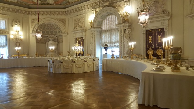 The White Dining Room
