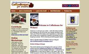 Coffeehouse for Writers