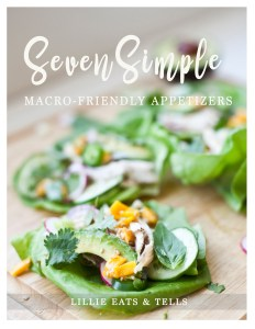 Macro Friendly Appetizer eBook