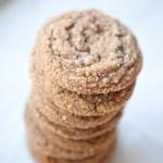 My favorite molasses cookie
