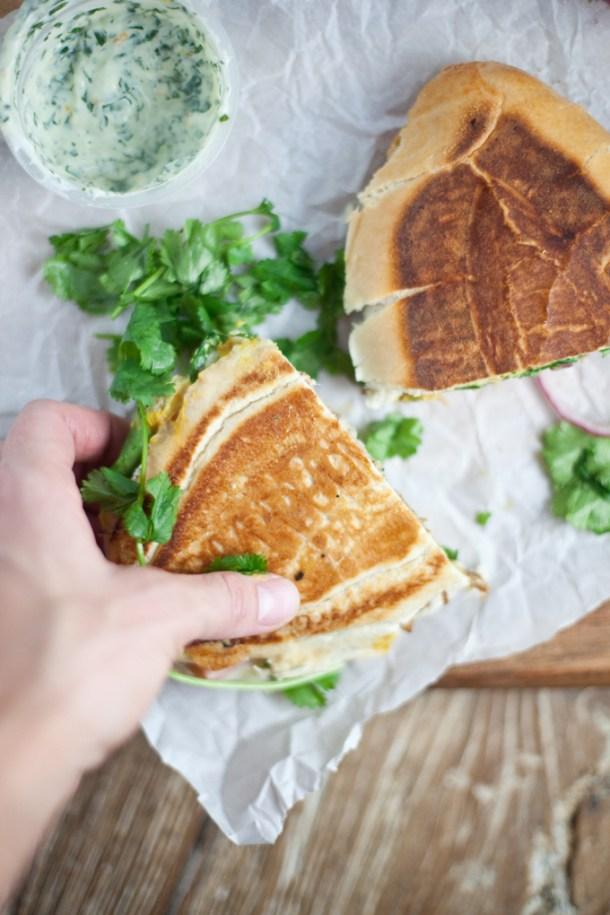 Skinny Cuban Sandwich www.lillieeatsandtells.com