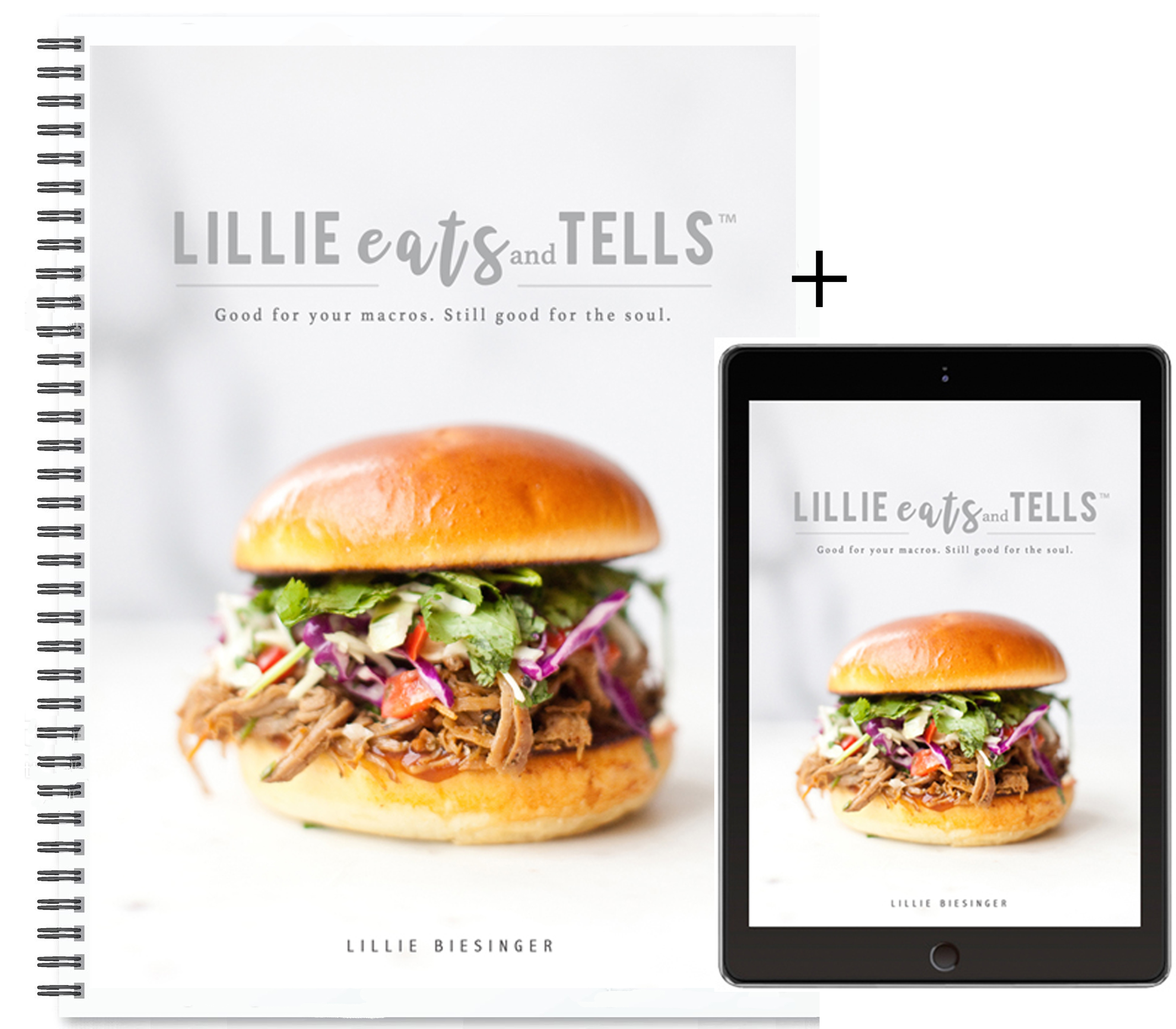 Macro-friendly cookbook - Lillie Eats and Tells