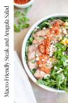 Marco Friendly Steak and Arugula Salad Recipe