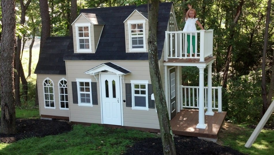 Gallery  Lilliput Play Homes  Custom Playhouses for your