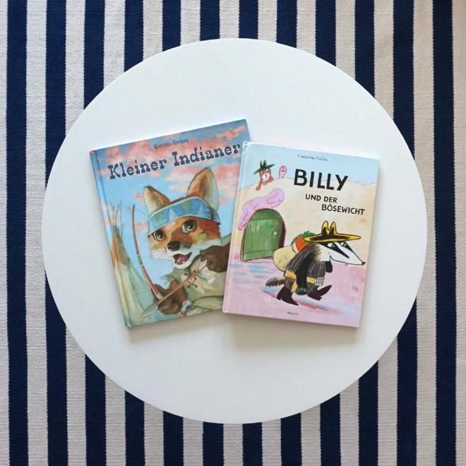 Besondere Kinderbücher / Lilli & Luke