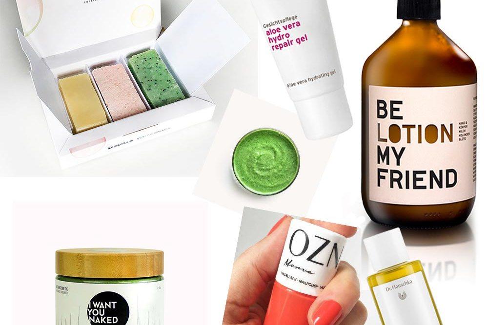 Vegane Kosmetikprodukte / Lilli & Luke