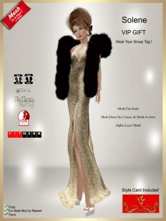 [LD] Solene - VIP Gift xs