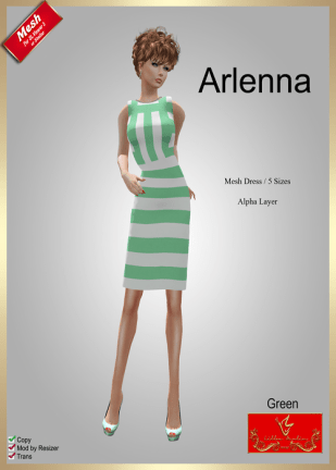 [55] Arlenna - GreenPIC