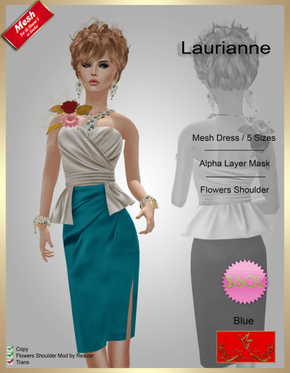 [60] Laurianne - BluePIC