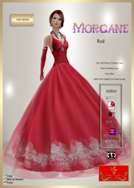 [LD] Morgane (Updated) - Red xs