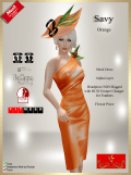 [LD] Savy - Orange xs