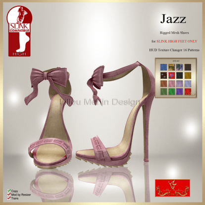 [LD] Jazz - Shoes (16 Patterns) xs