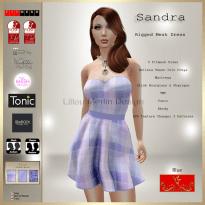 [LD] Sandra - Blue xs