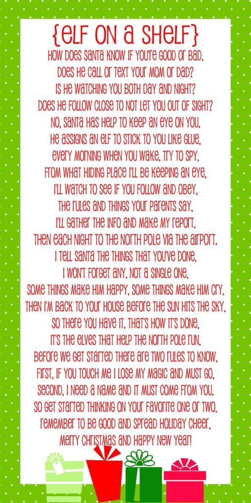 Elf on the shelf ideas for arrival 10 free printables letters httpsi0wplillunawp spiritdancerdesigns Images