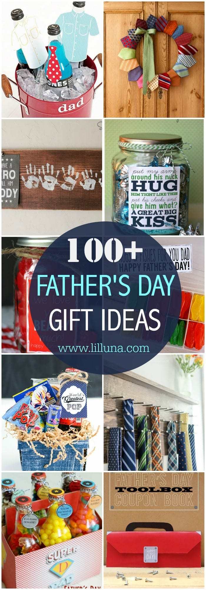 100 diy father s