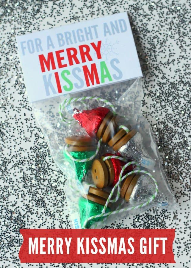 Merry KISSmas Gift