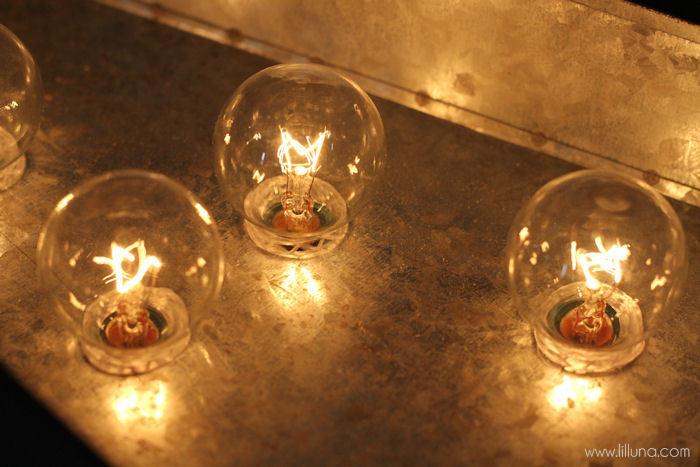 Marquee Light Bulbs