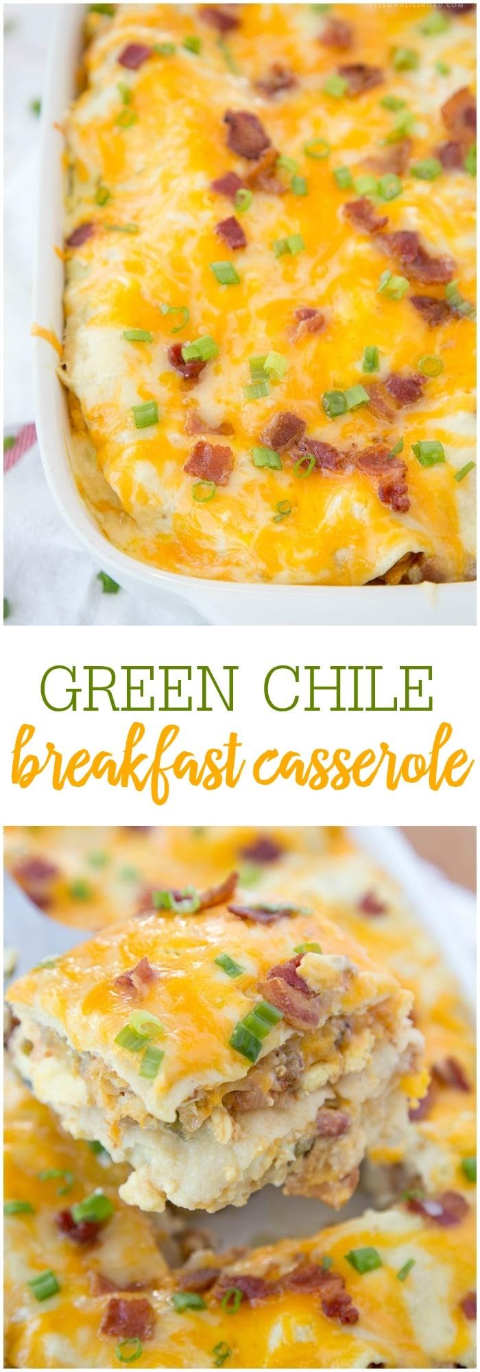 Breakfast Enchiladas Casserole Recipe  Lil Luna