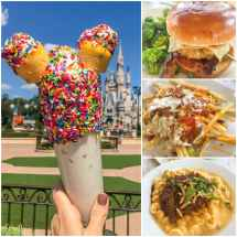 Restaurants Places Eat In Disney World Lil