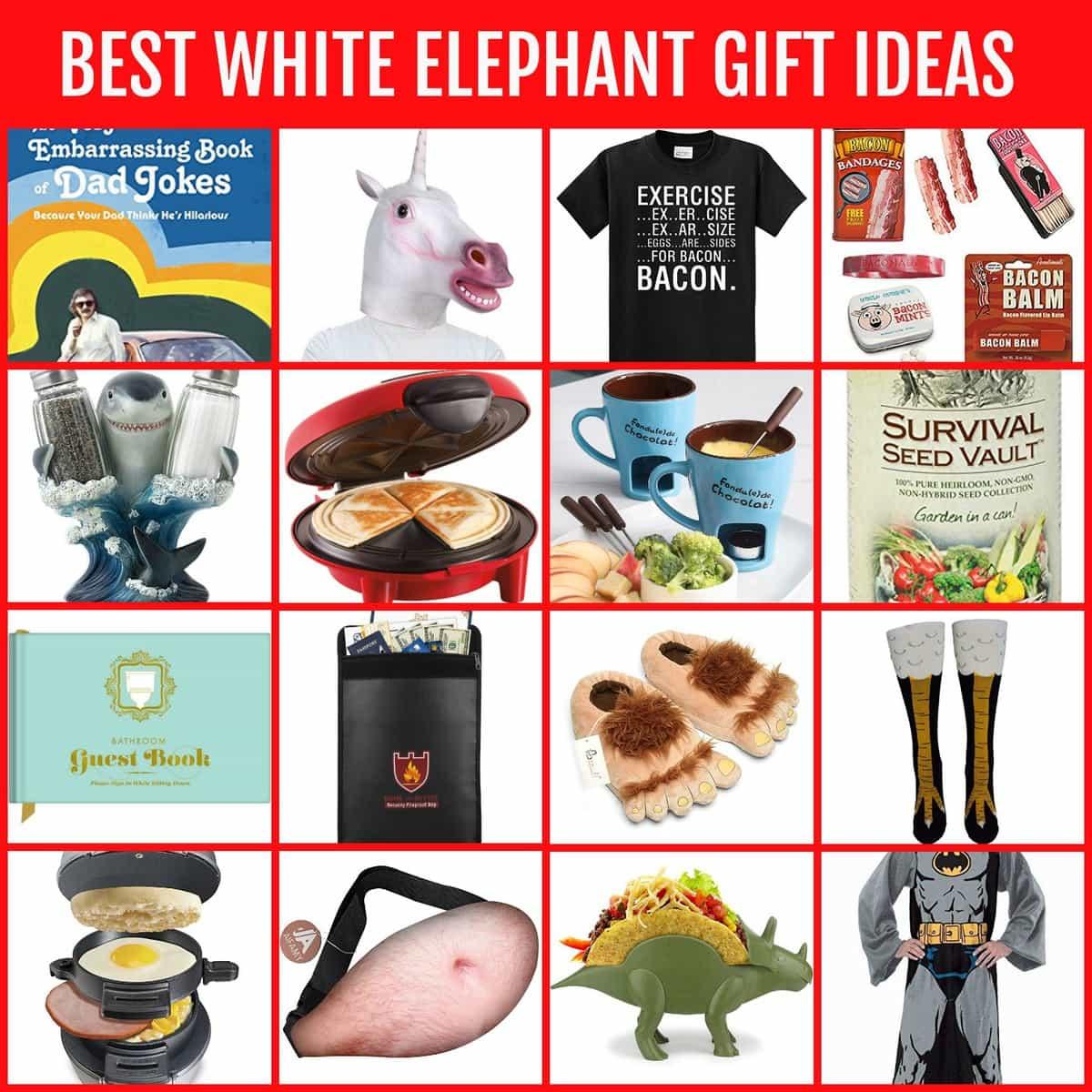 the best white elephant