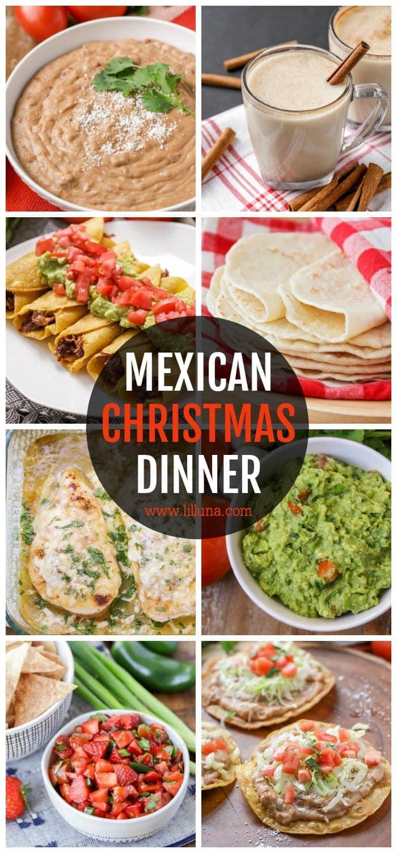 Mexican Christmas Dinner | A Joyfully Mad Kitchen