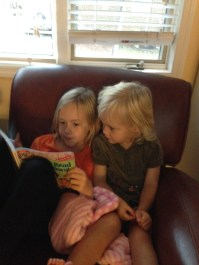 reading to Willow